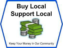 Shop Locally - Buy Locally.